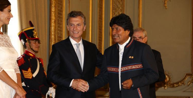 Los mensajes de Evo Morales por la ayuda de Macri a Jeanine Áñez | El Diario 24