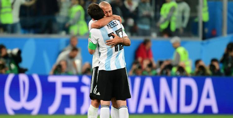 El mensaje de Javier Mascherano y La Vieja Guardia por el título de Lionel Messi y la Argentina | El Diario 24