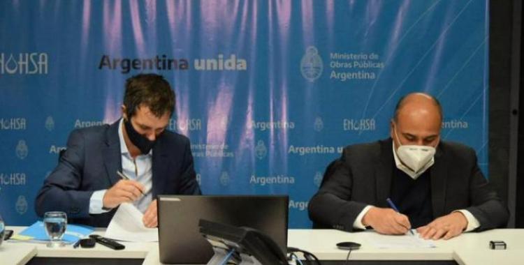 Desarrollarán obras de saneamiento y agua potable por $3850 millones en municipios del interior tucumano | El Diario 24