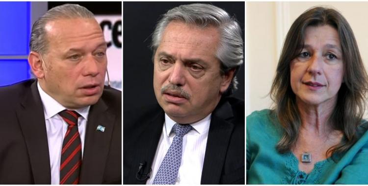 VIDEO Sergio Berni y una feroz crítica a Alberto Fernández y Sabina Frederic | El Diario 24