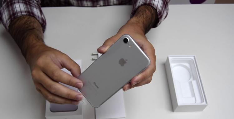 La AFIP subastará 100 productos electrónicos secuestrados: Un iPhone 7 desde $11.500 | El Diario 24