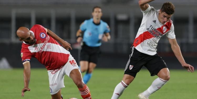 River vs Argentino Juniors, el plato fuerte de otra noche de copa: Horario, Tv y probables formaciones   El Diario 24