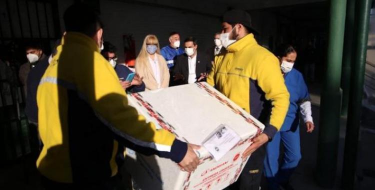 Llegaron a Tucumán segundas dosis de Sputnik V: cronograma de vacunación   El Diario 24