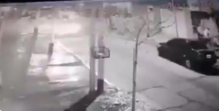 VIDEO Quiso defender a una mujer y su hija de un robo y lo balearon   El Diario 24