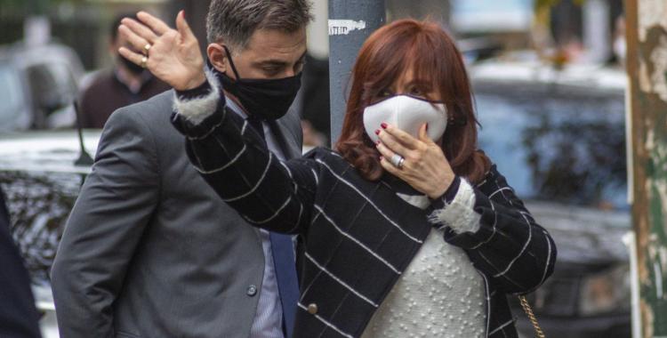 Cristina Kirchner explotó contra la Justicia y calificó de disparate una de las causas en su contra | El Diario 24