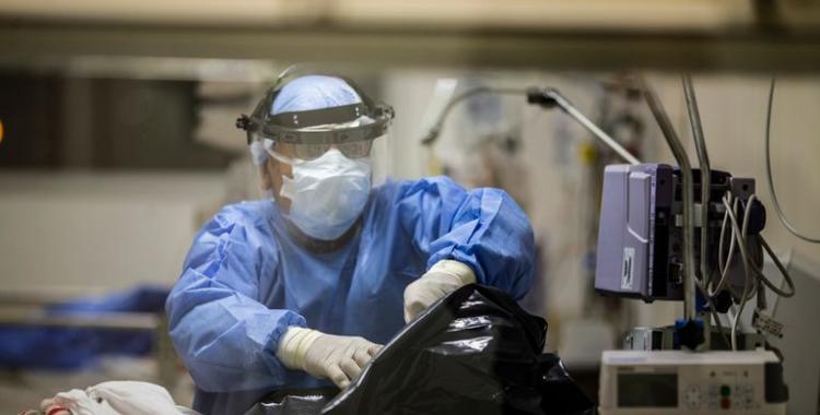Reportan 465 muertes y 17.261 contagios de coronavirus en las últimas 24 horas | El Diario 24