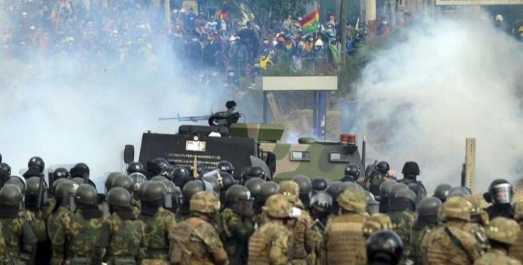 Bolivia afirmó que hay 30 gendarmes que declararán por envío de armas | El Diario 24