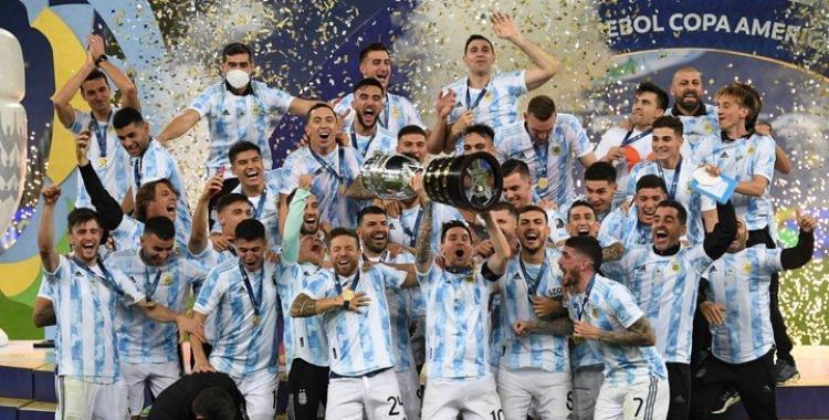 Uno de los campeones de América con la Selección Argentina podría llegar al Barcelona | El Diario 24