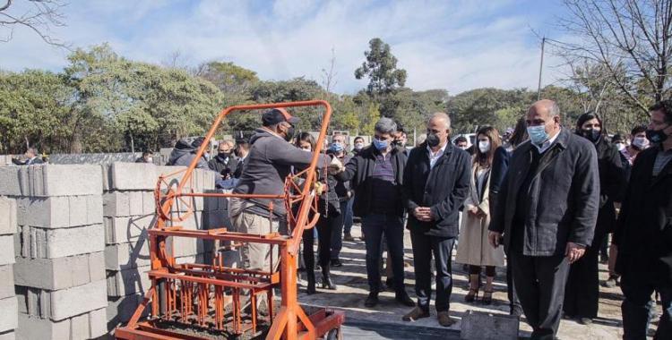 El desarrollo ecoproductivo se afianza en Tafí Viejo | El Diario 24