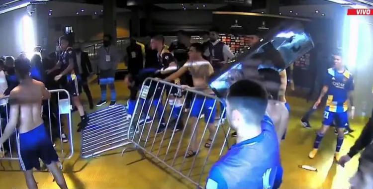 VIDEO La versión que dio Atlético Mineiro responsabilizando a Boca por los graves incidentes | El Diario 24