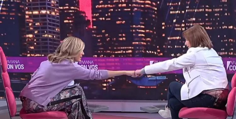VIDEO Bullrich criticó el marketing político del PRO en un mano a mano con Viviana Canosa   El Diario 24