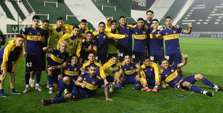 Boca, con los jugadores de la Reserva, consiguió un valioso empate ante Banfield   El Diario 24