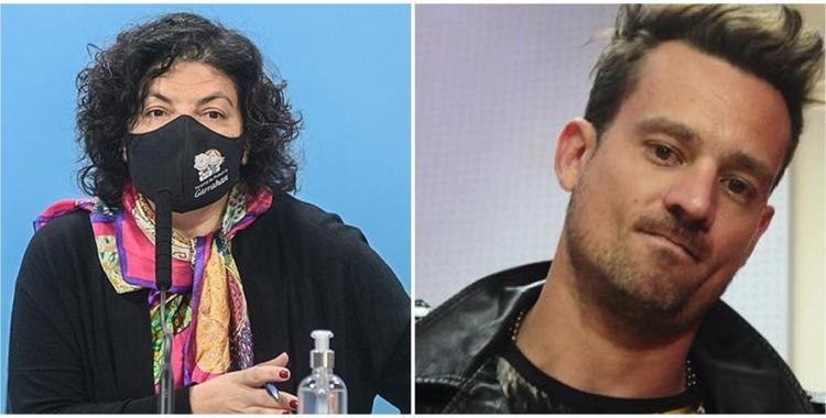 La palabra de Vizzotti sobre el caso de Chano Charpentier | El Diario 24