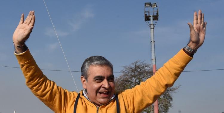 Alfaro desembarca en el macrismo y pone el objetivo en el 2023 | El Diario 24