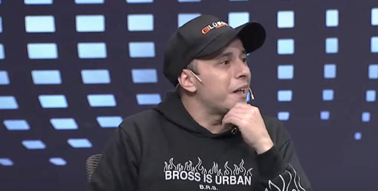 VIDEO El Dipy sorprendió a Jonatan Viale con un exabrupto en vivo | El Diario 24