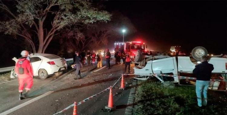 Tragedia en la ruta 66: Una mujer, dirigente deportiva, y sus dos hijas murieron en un choque frontal | El Diario 24