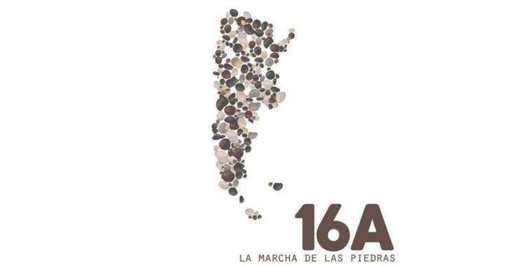 Un artista tucumano es uno de los impulsores de la Marcha de las Piedras, el reclamo por los más de 100.000 fallecidos por coronavirus   El Diario 24