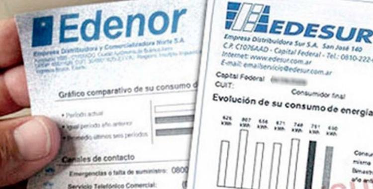 Aumentan las tarifas eléctricas de Edenor y Edesur: cuánto suben y a partir de cuándo | El Diario 24