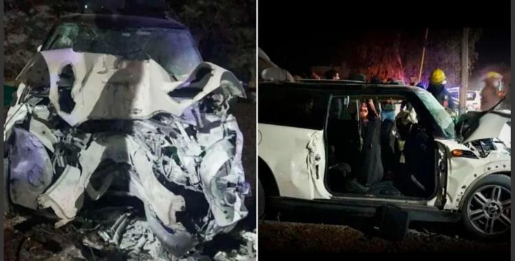 Revelan detalles del accidente protagonizado por el Mini Cooper en el que murieron dos adolescentes | El Diario 24