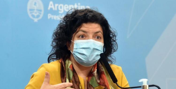 La ministra de Salud Carla Vizzotti adelantó cuándo llegarán más componentes 2 de la vacuna Sputnik | El Diario 24