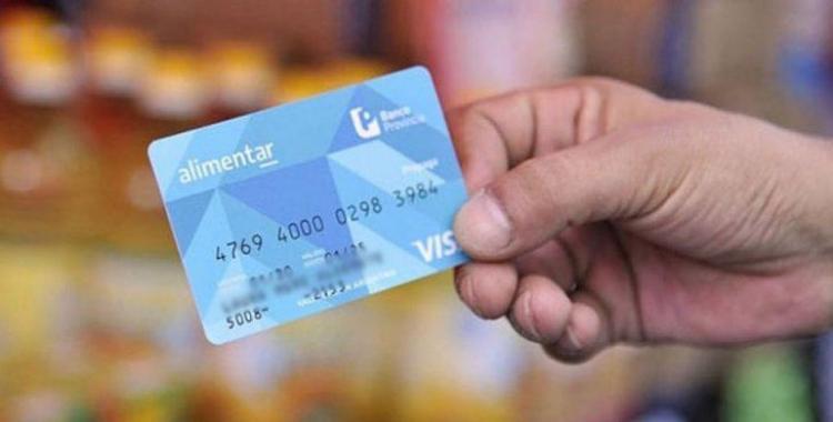 Tarjeta Alimentar: Adelantaron cómo será el esquema de pago de septiembre y quiénes cobran primero | El Diario 24