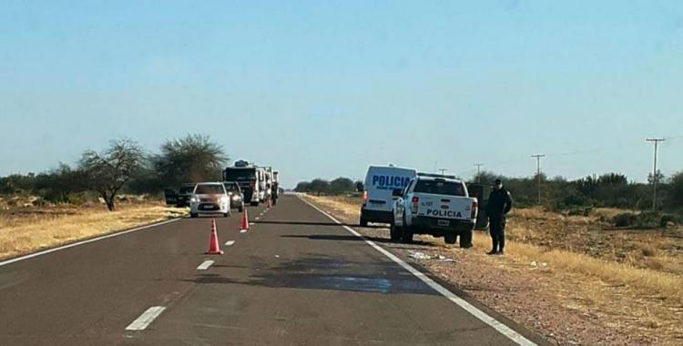 Un joven murió en el acto al ser arrollado por un camión cuando caminaba por la Ruta Nacional 9   El Diario 24