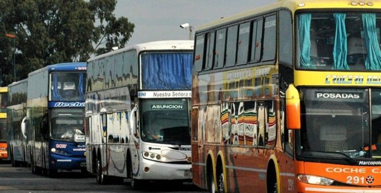 La UTA resolvió convocar a un paro nacional de transporte de larga distancia: Mirá los detalles | El Diario 24