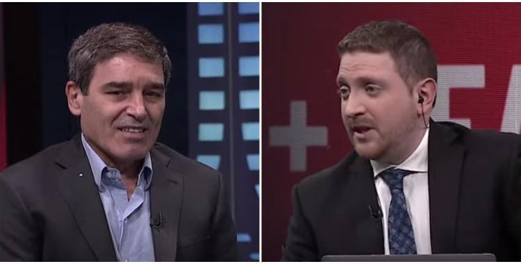 VIDEO Quirós habló sobre el escrache a Ginés González García y cruzó a Jonatan Viale en vivo   El Diario 24