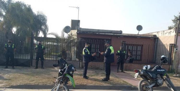 Aguilares: tres detenidos tras robar un auto con una pistola de juguete   El Diario 24