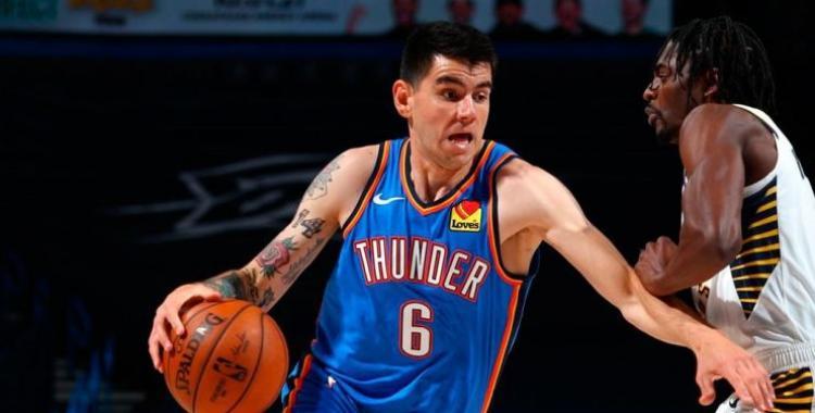 Hay Tortu Deck para rato en la NBA: Oklahoma City Thunder decidió la continuidad del santiagueño | El Diario 24