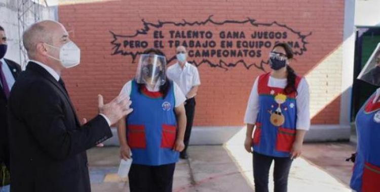 Educación: Tucumán ratifica el objetivo de sostener la presencialidad plena   El Diario 24