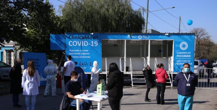 Tucumán lamenta 2 muertes por coronavirus y 200 casos este miércoles | El Diario 24