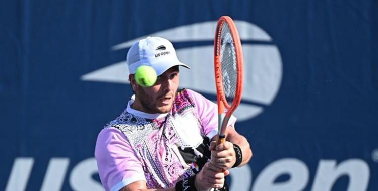 Marco Trungelliti se esforzó, pero cayó ante Bagnis en el US Open | El Diario 24
