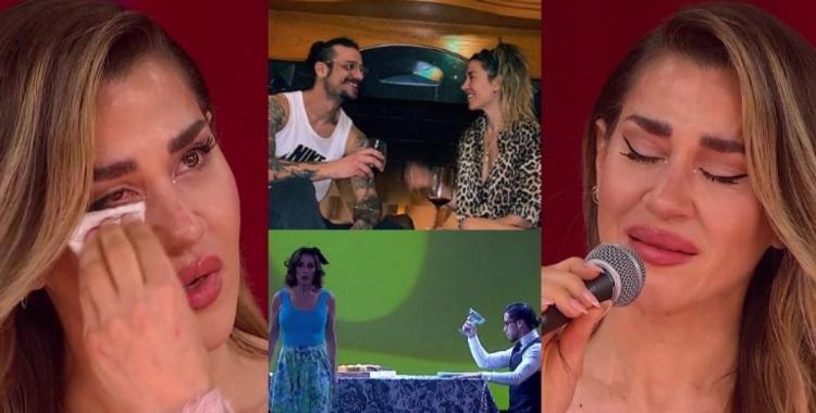 La hipótesis sobre el llanto de Jimena Barón cuando cantaron La tonta en ShowMatch   El Diario 24