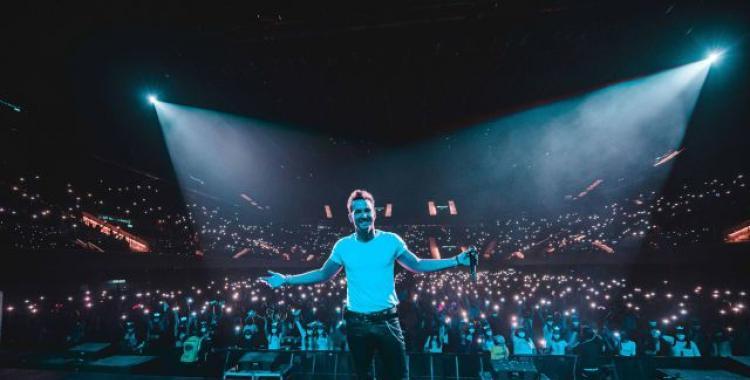 Axel volvió a los escenarios | El Diario 24