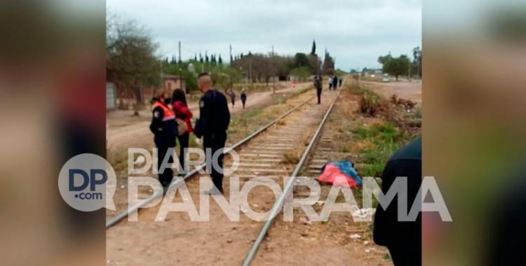 Horror: Un joven se arrojó a las vías ante el paso del tren para terminar con su vida | El Diario 24