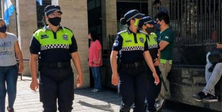 Brigada Femenina de Concepción: pasan a disponibilidad a la jefa y tres subalternas | El Diario 24