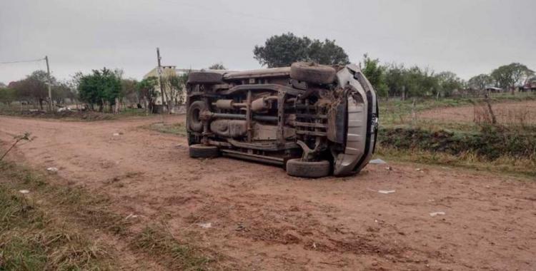 Salió con sus amigos de una fiesta clandestina y murió al volcar la camioneta en la que viajaba | El Diario 24