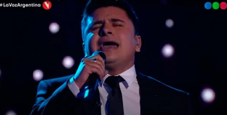 VIDEO Francisco Benítez se coronó campeón en La Voz Argentina pese a ser tartamudo | El Diario 24