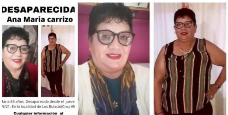 Buscan a Ana María Carrizo, desaparecida desde el jueves en Los Bulacios   El Diario 24
