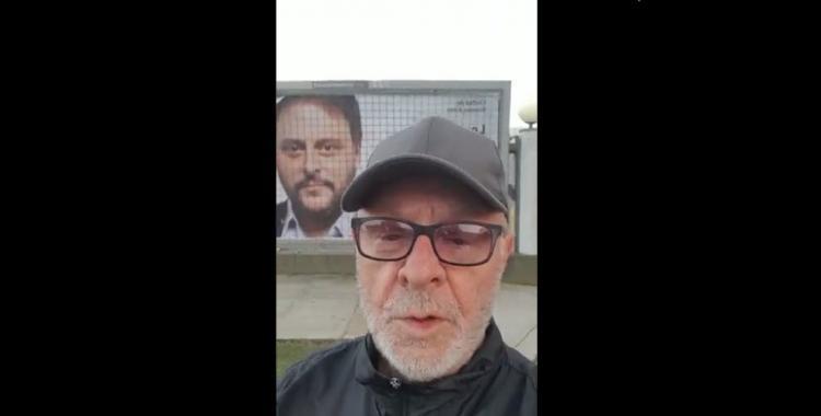 VIDEO León Gieco se metió en el cruce entre Casero y Santoro y tomó partido   El Diario 24