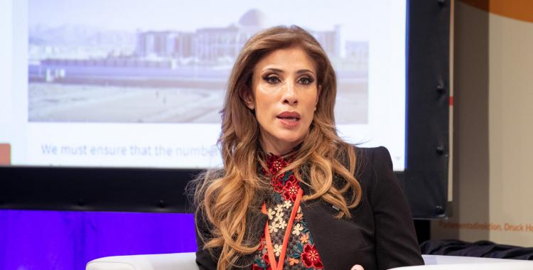 La Dra. Claudia Ledesma de Zamora representó al país, en Austria | El Diario 24