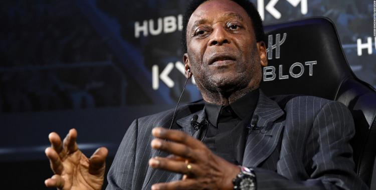 Pelé fue operado de un tumor en el colon y está en terapia intensiva | El Diario 24