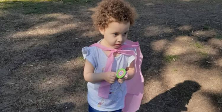 Buscan en todos los corredores del país a la pequeña María Victoria Gancedo y a su madre   El Diario 24