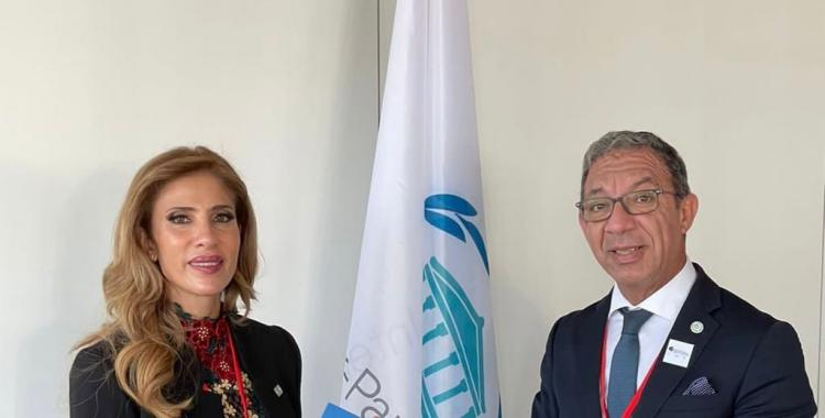 La Dra. Claudia Ledesma de Zamora, mantuvo una reunión con autoridades de la UIP, en Austria | El Diario 24
