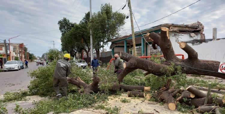 Santiago sigue soportando ráfagas de 70 kilómetros por hora: ¿Qué indica el pronóstico?   El Diario 24