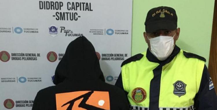 Avenida Circunvalación: Detienen a un hombre que portaba un arma con la numeración limada | El Diario 24