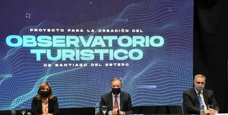 Se firmó el Proyecto de creación del Observatorio Turístico de Santiago del Estero | El Diario 24
