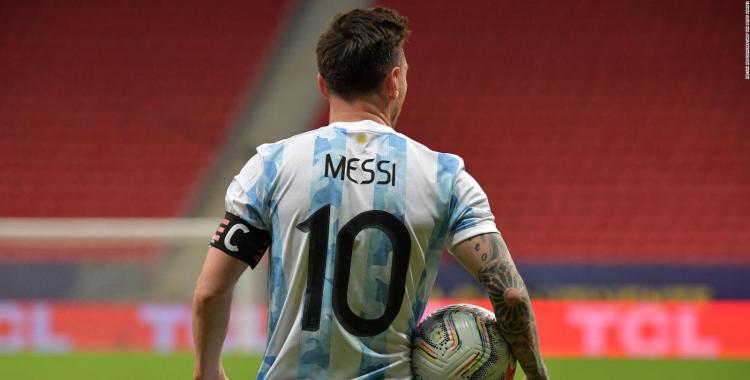 Messi a corazón abierto: su sentimiento por la celeste y blanca, sus hijos, y más   El Diario 24