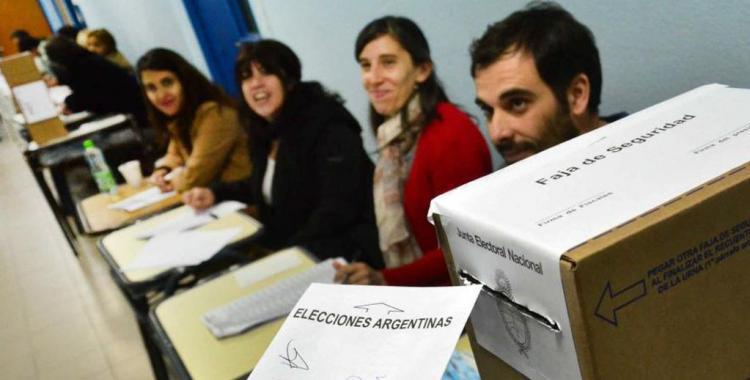 PASO: Cuáles son los DNI que están inhabilitados para poder votar el próximo domingo   El Diario 24